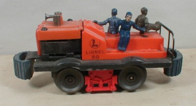 Lionel 50 gang car